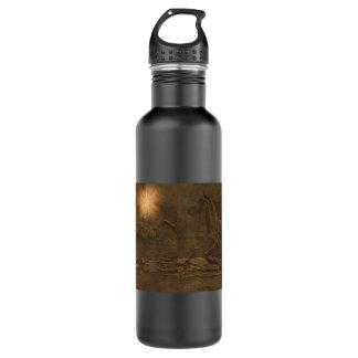 Western-Pferdc$pferdeartig-liebhaber Tier Trinkflasche