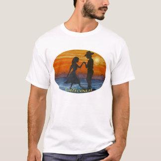 Western-Sonnenuntergang-Liebhaber T-Shirt