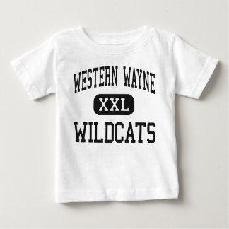 Western Wayne - Wildkatzen - hoch - See Ariel Baby T-shirt