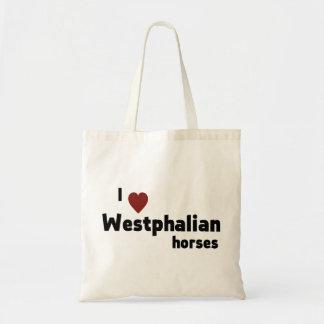 Westfälische Pferde Tragetaschen