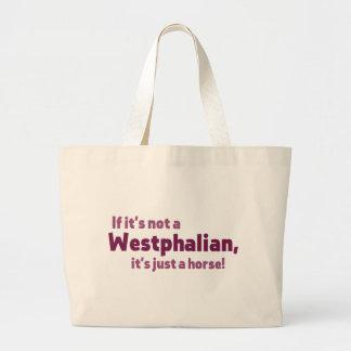 Westfälisches Pferd Einkaufstaschen
