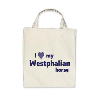 Westfälisches Pferd Tasche