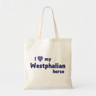 Westfälisches Pferd Tragetasche