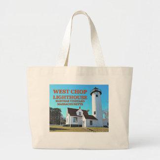 Westhieb-Leuchtturm, Marthas Weinberg Jumbo Stoffbeutel
