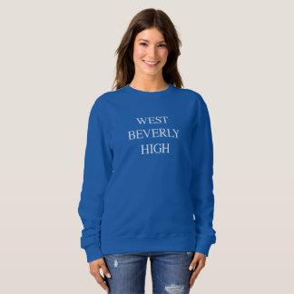 WestHighschool beverly Hills Sweatshirt 90210