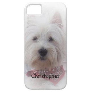 Westhochland Terrier addieren gerade Namen Schutzhülle Fürs iPhone 5