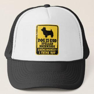 Westhochland weißes Terrier Truckerkappe