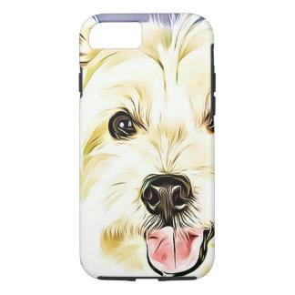 Westhochland weißes Terrier, Westie, Hund, Welpe iPhone 8/7 Hülle