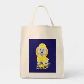Westie Hundeapril-Duschen Tragetasche