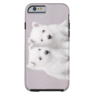 Westie Welpen Tough iPhone 6 Hülle
