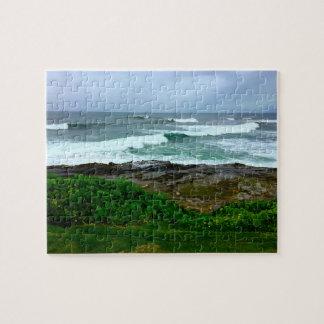 Westküste Oceanview Puzzlespiel Puzzle