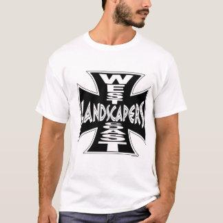 Westküsten-Landschaftsgestalter T-Shirt