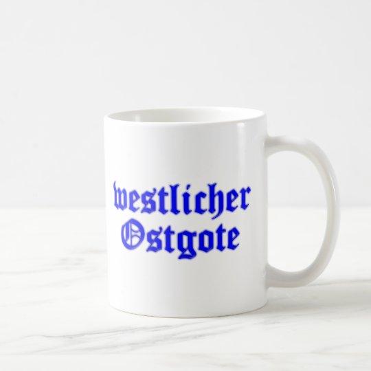 westlicher Ostgote Kaffeetasse