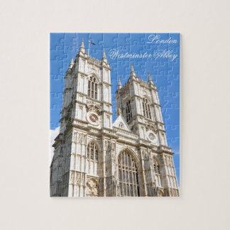 Westminster Abbey in London, Großbritannien Puzzle