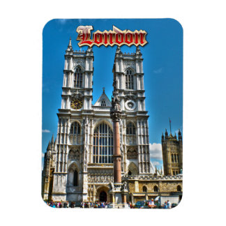 Westminster Abbey Magnet
