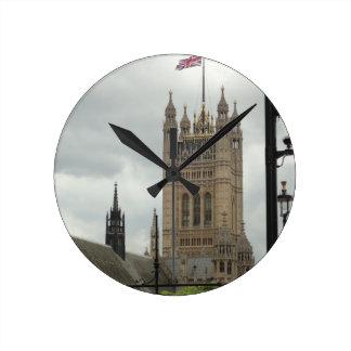 Westminster Runde Wanduhr