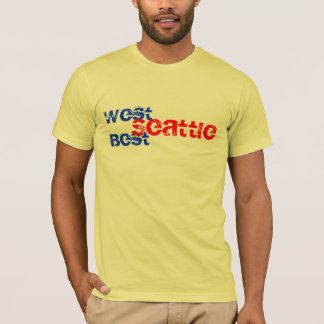 Westseattle bestes Seattle T-Shirt