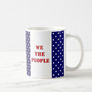 WeThePeople Kaffeetasse