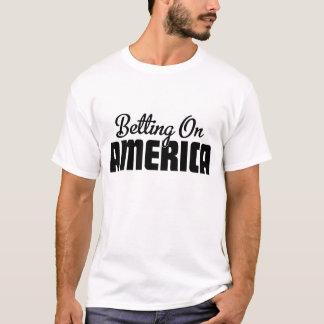 Wetten auf Amerika T-Shirt