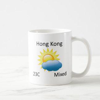 Wetter Hong Kong Kaffeetasse