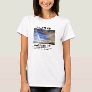 WETTER-KRIEGSFÜHRUNG!!! T-Shirt