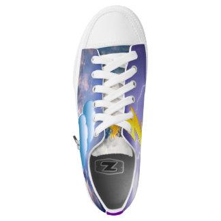 Wetter-niedriger Spitzenschuh Niedrig-geschnittene Sneaker