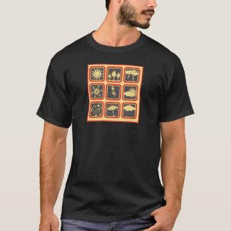 Wetter-Symbole T-Shirt