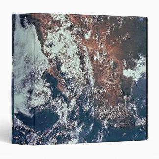 Wettergeschehen über Erde 3,8 Cm Ordner