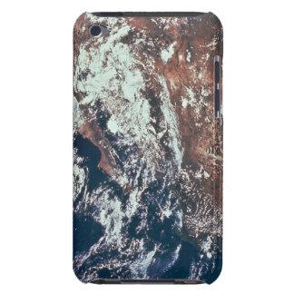 Wettergeschehen über Erde iPod Touch Case-Mate Hülle