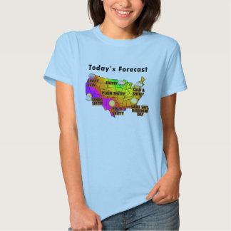 Wettervorhersage T Shirt