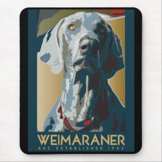 Wewimaraner Nation: Weimaraner 1943 Mauspad