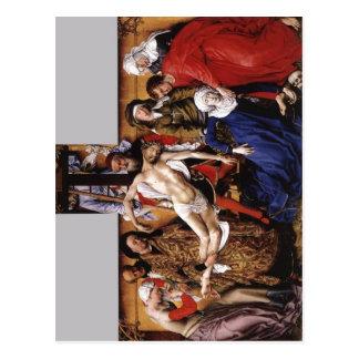 Weyden, Rogier van Der Deposition Italiano: Deposi Postkarte