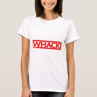 Whack-Briefmarke T-Shirt