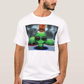 Whack einen alien-T - Shirt