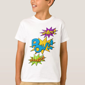 Whack-Kriegsgefangen Whoosh Comic-T - Shirt
