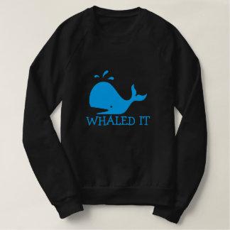 Whaled es sweatshirt