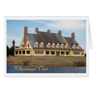 Whalehead Verein Karte