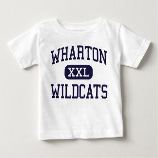 Wharton - Wildkatzen - Highschool - Tampa Florida Baby T-shirt