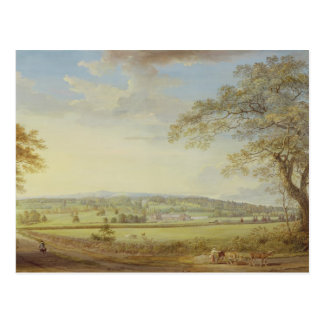 Whatman die Türkei Mühle in Kent, 1794 (Gouache, Postkarte