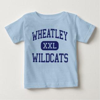 Wheatley Wildkatzen-Mitte Roxbury Baby T-shirt