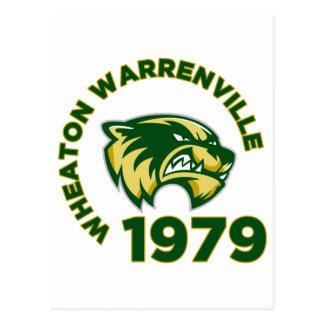 Wheaton Warrenville Highschool Postkarte