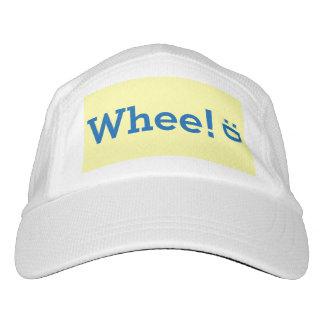 Whee! Laufender Hut Headsweats Kappe