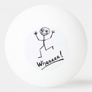 Wheeeee! Klingeln Pong Ball Ping-Pong Ball