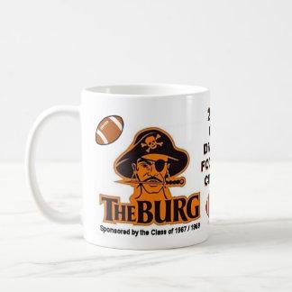 WHEELERSBURG gewinnt Staatsfußballkrone 2017 - Kaffeetasse