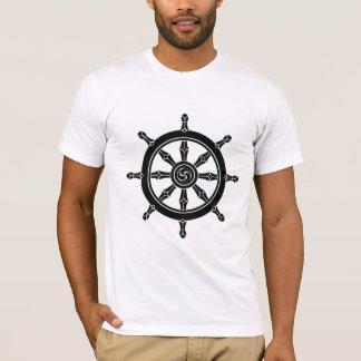 whell Ring budha geistiges T-Shirt
