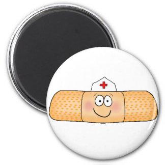 Whimsicla Pflaster-Verband mit dem Krankenschweste Magnets