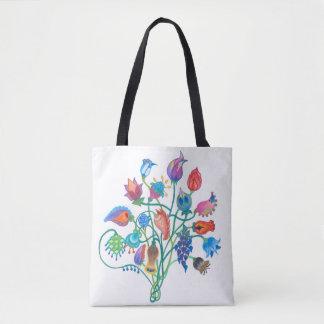 Whimsy Blumenstrauß-Tasche Tasche