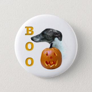 Whippet Boo Runder Button 5,7 Cm