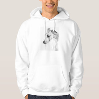Whippet Profil Hoodie