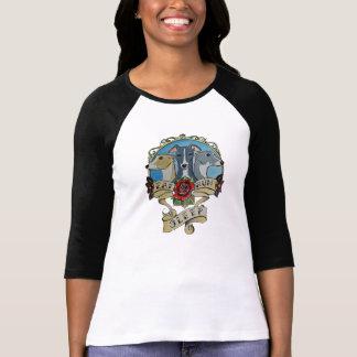 Whippets - essen Sie, laufen Sie, schlafen Sie T-Shirt